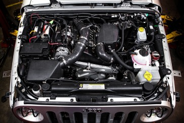 Complete VW 2.0 TDI Installation System for 2007-2011 Jeep JK & JKU