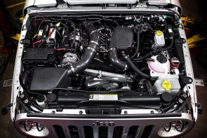 Complete VW 2.0 TDI Installation System for 2007-2011 Jeep JK & JKU