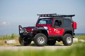 1.9 TDI Jeep YJ