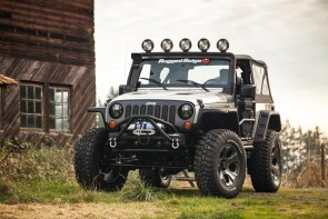 JK 2.0TDI Built for SEMA
